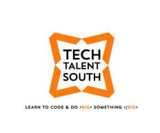 Tech Talent South Logo